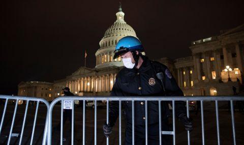 Полицията не беше подготвена за щурма в Капитолия