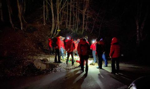 Продължават да търсят планинаря, изчезнал край Батак