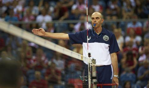 Гордост: Българин ще съдийства на финала на Шампионската лига по волейбол
