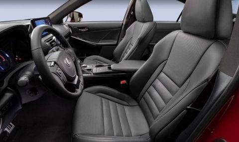 V8 мотор за новия Lexus IS 500 F Sport - 8