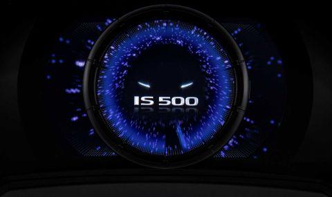 V8 мотор за новия Lexus IS 500 F Sport - 9