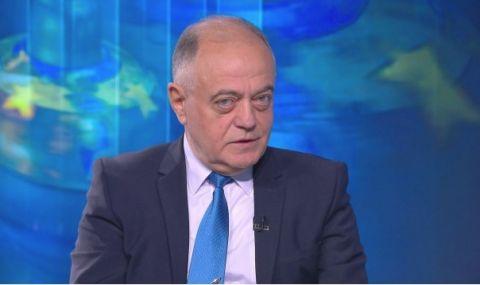 Атанасов: ДБ ще преговаря с всички без ГЕРБ и ДПС