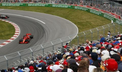 Падна и Гран При на Франция, във Великобритания Формула 1 ще е без зрители