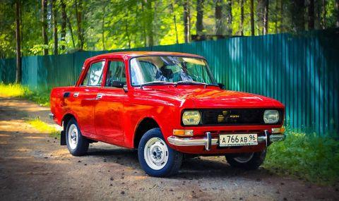 Продава се колекция от класически съветски автомобили - 1