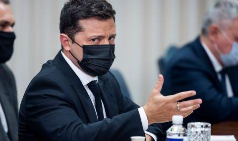 Украинският президент със сериозна закана - 1
