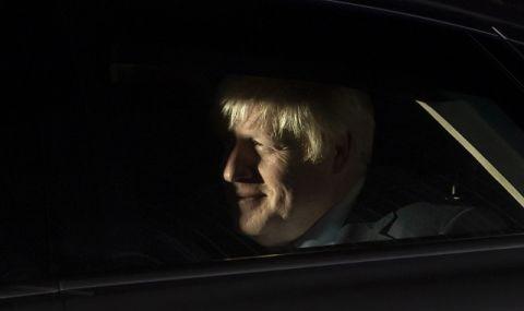 Неудобните въпроси към Борис Джонсън не спират