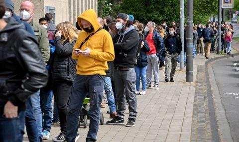 Невиждан брой ваксинирани за ден в Германия