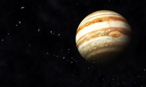 Открит е нов естествен спътник на Юпитер