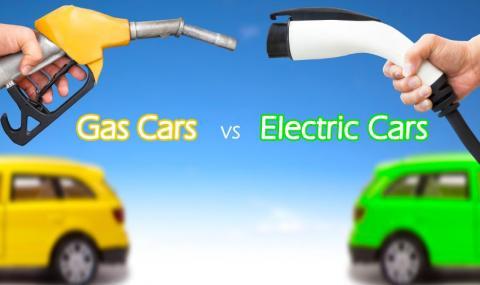 Литър бензин за 47 стотинки: Ще убие ли евтиното гориво електрическите коли?