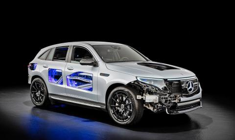 Mercedes създаде