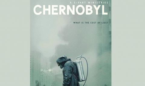 """""""Чернобил"""" е сериалът с най-висок рейтинг в историята"""