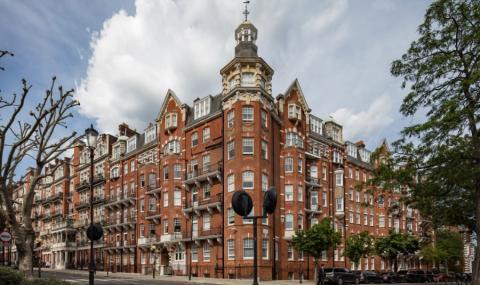 Пик на продажбите на лукс имоти в Лондон