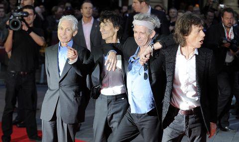Rolling Stones изнесе първия си концерт без Чарли Уотс - 1