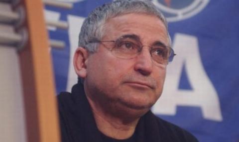 Порточанов: Искат за президент на БФС човек с куп задължения или пък такъв в перманентно алкохолно опиянение