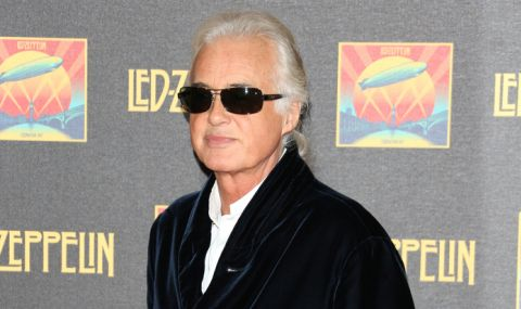 Джими Пейдж представи документалния филм за Led Zeppelin - 1