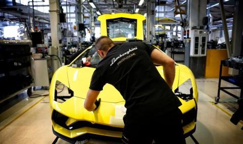 Lamborghini затваря фабриката си заради коронавируса