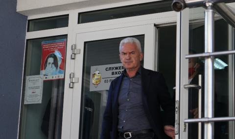 Привикаха Волен Сидеров в Трето РПУ в столицата