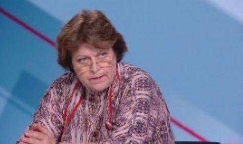 Татяна Дончева: ИТН ни върна във времето на Караянчева и Цачева - 1