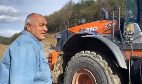 Борисов пита протестиращите: Как се произвежда едно яйце, как се гледат кокошки?