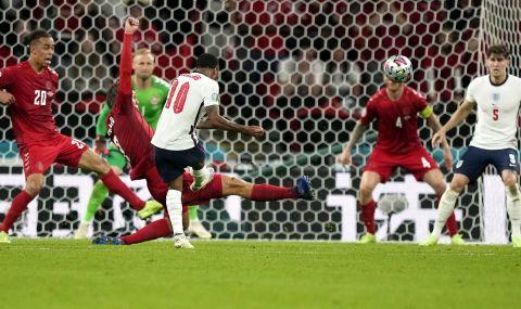 UEFA EURO 2020: Интересни рекорди бяха записани на мача Англия и Дания