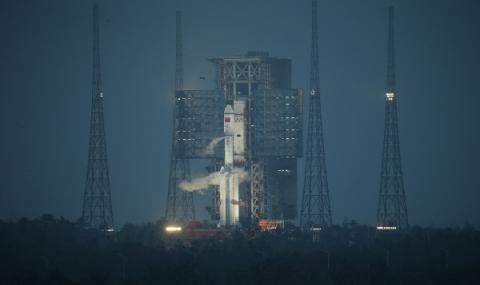 Китай с голям успех в Космоса
