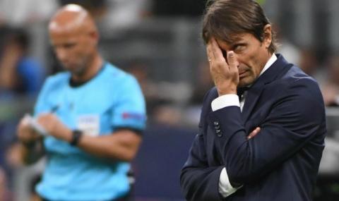 Конте: Интер започна да си възвръща силните позиции в европейския футбол