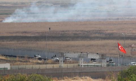 НАТО няма да подкрепи турска офанзива в Сирия