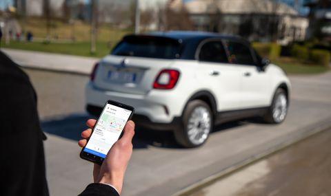 Fiat обедини сили с Google - 1