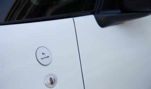 Fiat обедини сили с Google - 6