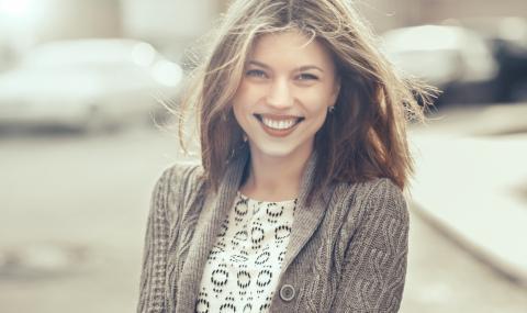 Усмивката бори тревогата