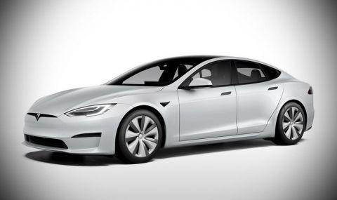 Обвиниха Tesla в машинации с динамичните характеристики