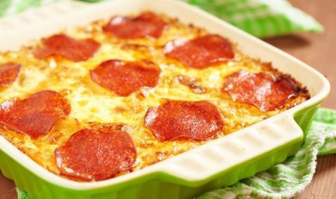 Рецепта на деня: Картофена пица