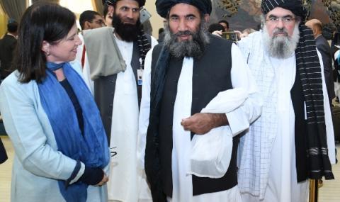 Талибаните прекратяват преговорите