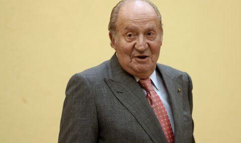 Крал Хуан Карлос преведе милиони за данъци