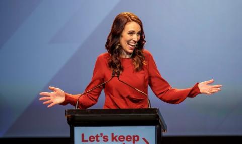 Победа за премиера в изборите на Нова Зеландия