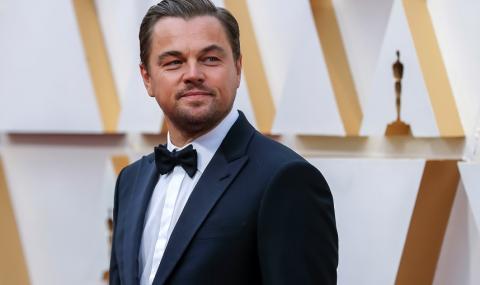 Ди Каприо заведе момиче на Оскарите за пръв път от 15 години (СНИМКИ)