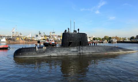 Не могат да открият изчезналата подводница