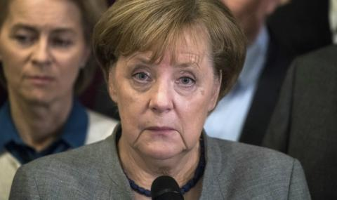 Това ли е краят на Меркел?