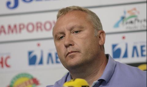 Белия: ЦСКА можеше да стигне до победата