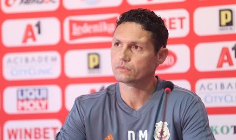Митов: Има известни разминавания в ЦСКА