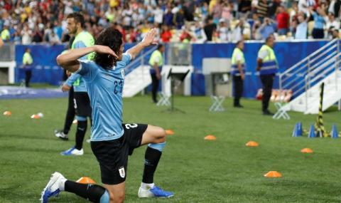 Уругвай надви Чили и е на четвъртфинал