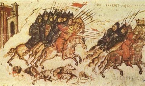 26 юли 811 г. Хан Крум убива император Никифор I - 1
