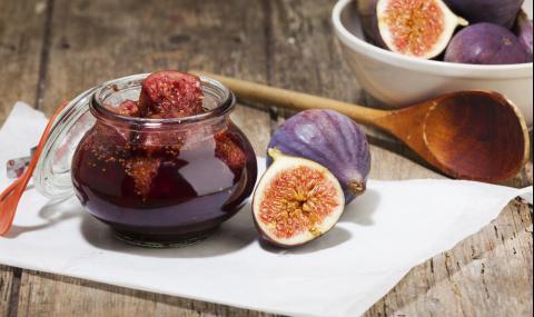 Рецепта на деня: Сладко от смокини