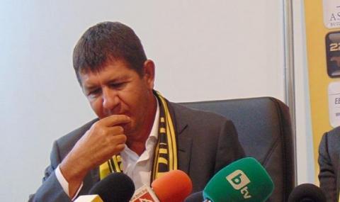 Бизнесмен дари 20 000 лв. на Ботев Пд