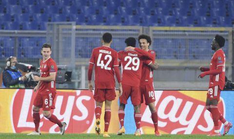 Байерн Мюнхен ще сложи пета звезда над емблемата на своя екип