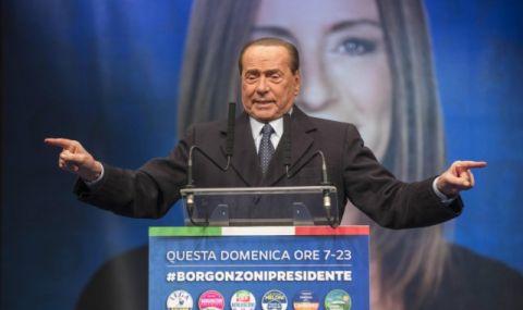 Пак вкараха Берлускони в болница