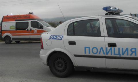 Тежка катастрофа: Кола влезе в насрещното на АМ