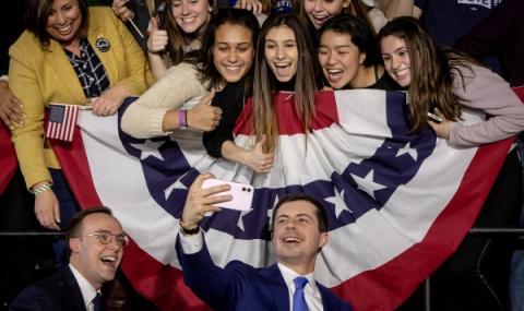 Изненадващ победител на изборите в Айова