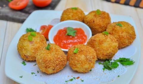 Рецепта на деня: Италиански кюфтенца Аранчини