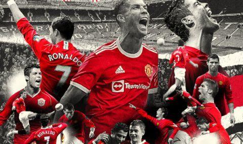 Английската кралица фенка на Роналдо, поръчала 80 фланелки на Юнайтед - 1